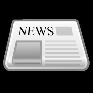 clip art - newspaper image