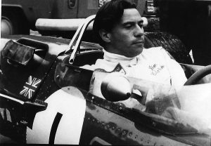 image of jim clark in lotus car