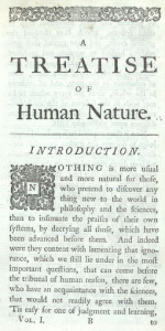 Illustration from David Hume 'A Treatise of Human Nature'