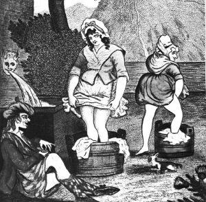 illustration of lowland life-2