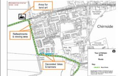 map of chirnside welcome event