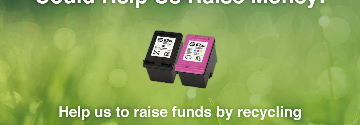 Recycle Your Ink Cartridges and Help Support Chirnside Common Good Association