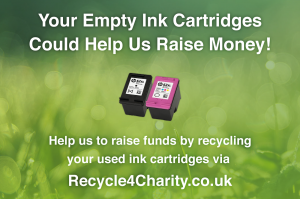 recycle inkjet cartridges graphic